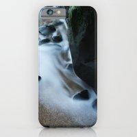 beach stones iPhone 6 Slim Case