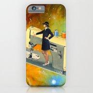 Barbara's Spaceship iPhone 6 Slim Case