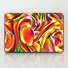 Twisted Tulips iPad Case