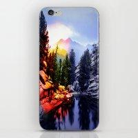 Colorado Flag/Landscape iPhone & iPod Skin
