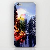 Colorado Flag/Landscape iPhone & iPod Skin