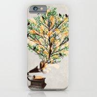 Sound Of Nature iPhone 6 Slim Case