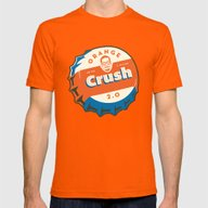 T-shirt featuring Denver's Orange Crush De… by Jared Rippy