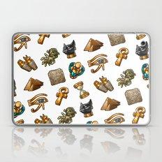 Nefertiti's Quest : Patterns Laptop & iPad Skin