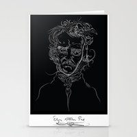 edgarBlack Stationery Cards
