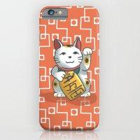 Maneki Neko iPhone 6 Slim Case