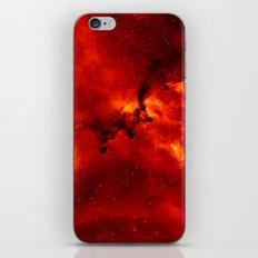 Rosette Nebula iPhone & iPod Skin
