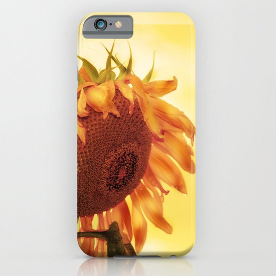 Flower iPhone & iPod Case