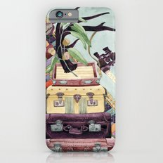 Suitcases Binoculars and Color Slim Case iPhone 6s