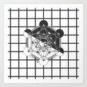 Gnostic Equinox Art Print