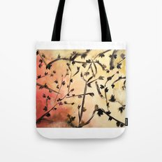 Look Up Nature Abstract 1 Tote Bag