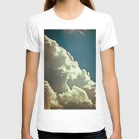 Imagination  Womens Fitted Tee White SMALL