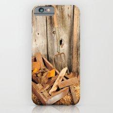 Rusted tools Slim Case iPhone 6s
