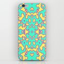 Electric Pattern iPhone & iPod Skin