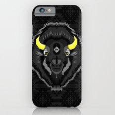 Geometric Bison Slim Case iPhone 6s