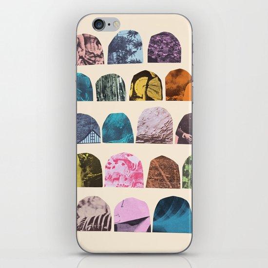 EIGHTEEN GRAVES iPhone & iPod Skin