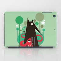 Red riding hood iPad Case