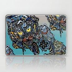 Dragon Cat (Color) Laptop & iPad Skin