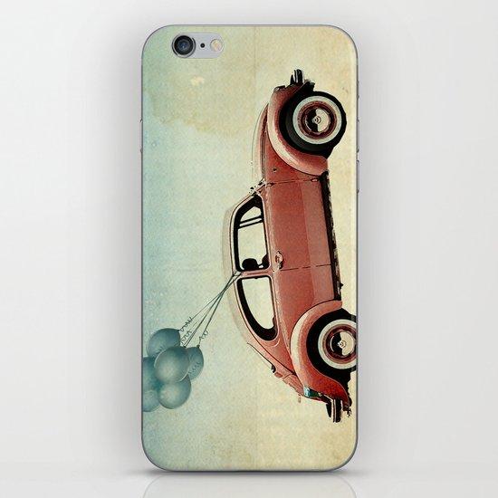 take flight iPhone & iPod Skin
