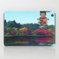 iPad Case featuring Walk In The Park by Paul Kimble
