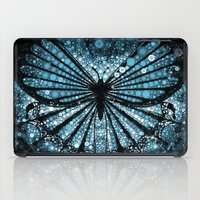 My Blue Butterfly iPad Case