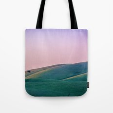 Morgan Territory Morning Tote Bag