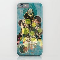 iPhone & iPod Case featuring Dream 4 by François Supiot