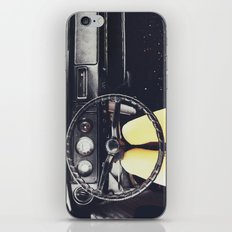 From Behind The Wheel - I iPhone & iPod Skin