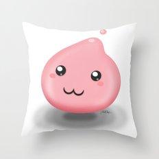 Poring Throw Pillow