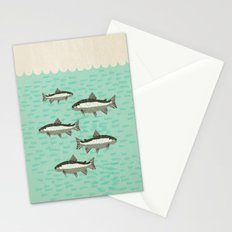 Schubert - Trout Quintet, D. 667 Stationery Cards