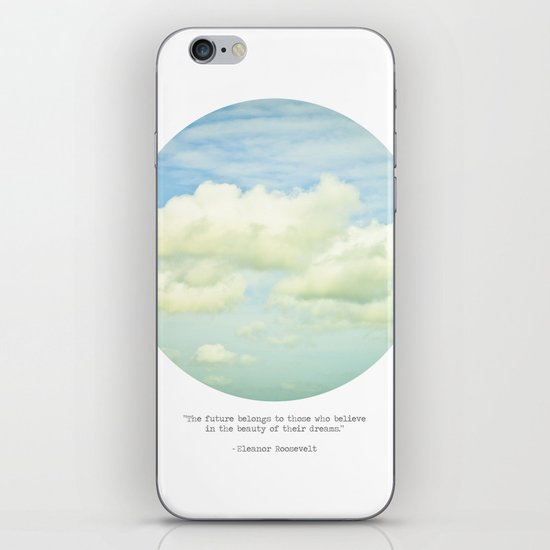 The beauty of the dreams iPhone & iPod Skin