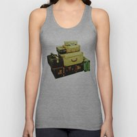 Time to Leave Unisex Tank Top