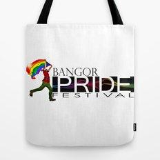 Bangor PRIDE Festival 2013  Tote Bag