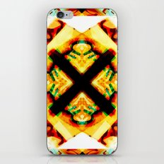 CHIBUKU WHITE iPhone & iPod Skin