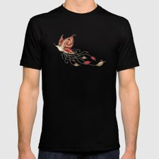 Hummerfly Black SMALL Mens Fitted Tee