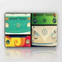 VW Collage Laptop & iPad Skin