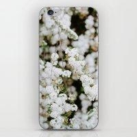 Bridal Veil iPhone & iPod Skin