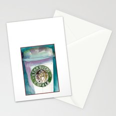 Starbucks Stationery Cards