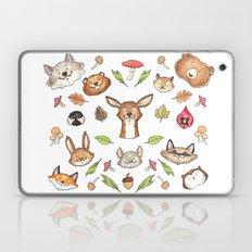 Woodland Kaleidoscope Laptop & iPad Skin