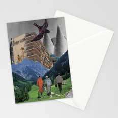 One Small Step For Man Stationery Cards