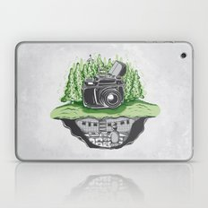 behind the scenes Laptop & iPad Skin