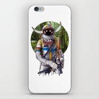 Admiral of the Fleet iPhone & iPod Skin