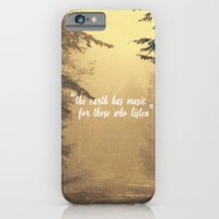 The earth has music  iPhone 6 Slim Case
