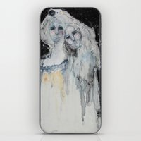 Two Is Better Than One iPhone & iPod Skin