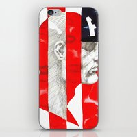Oh, Captain. My Captain. iPhone & iPod Skin