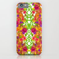 iPhone & iPod Case featuring Baroque by Aimee St Hill