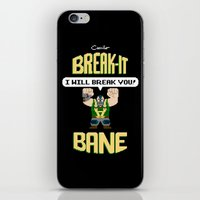 Break-It Bane iPhone & iPod Skin
