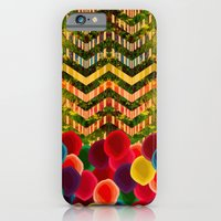 Chevron And Dots iPhone 6 Slim Case