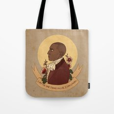 I'm Willing To Tote Bag