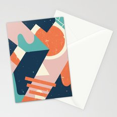Galactic Pit Stationery Cards